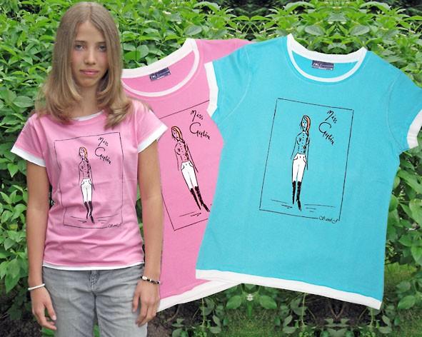 "T-Shirt ""Miss Cavaliere"""