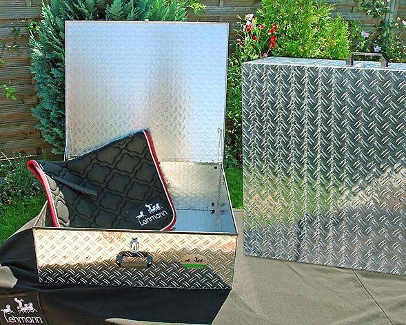 Decken-/Schabrackenkoffer, Alu