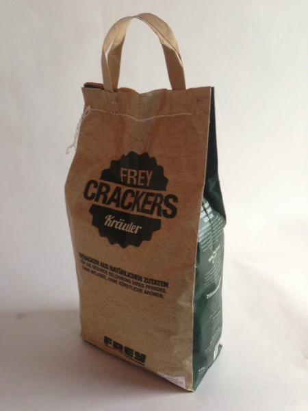 """FREY Crackers """"KRÄUTER"""", 2,5 kg"""