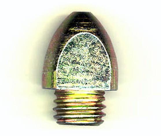 Zweikant-Schraubstollen M10