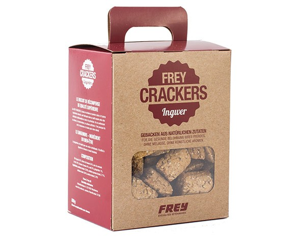 "FREY Crackers ""INGWER"""
