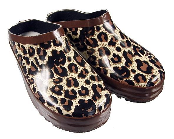 """Clogs """"Leopard"""", Damen"""