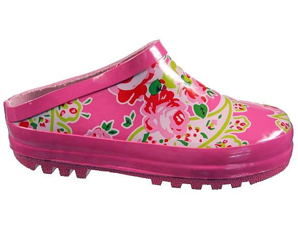 "Clogs ""Blütenpracht"", Kinder"